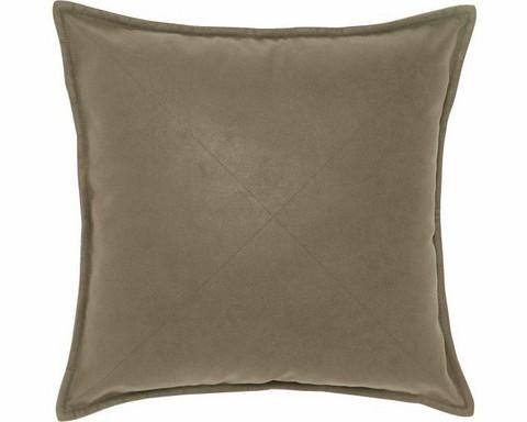 Lycke faux leather cushion cover 45 x 45 cm