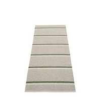 Olle Green/Background Linen 70 x 180 cm