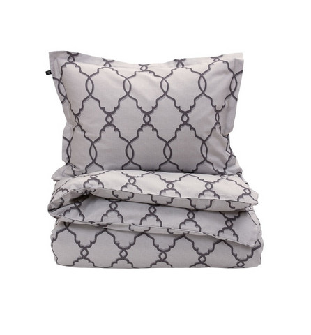 Chelsea Grey Single Duvet