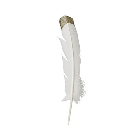 Vencke Feather Gold