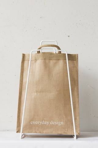 Everyday Design Helsinki -Jute bag Beige