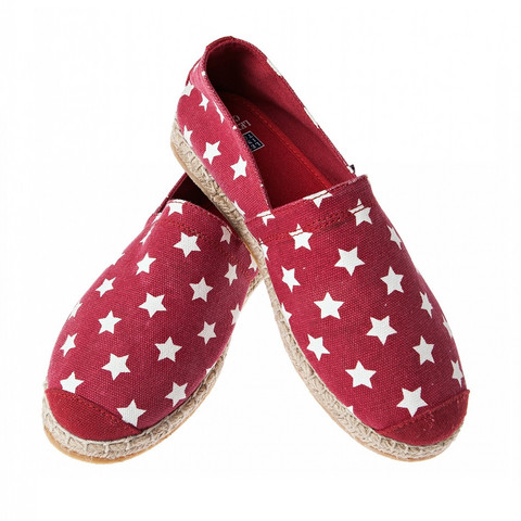 Lexington Espadrillos Baked apple
