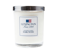 Dark Wood Scented candle