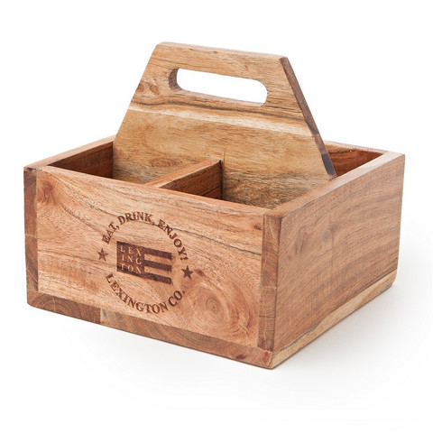 Lexington Wooden caddy