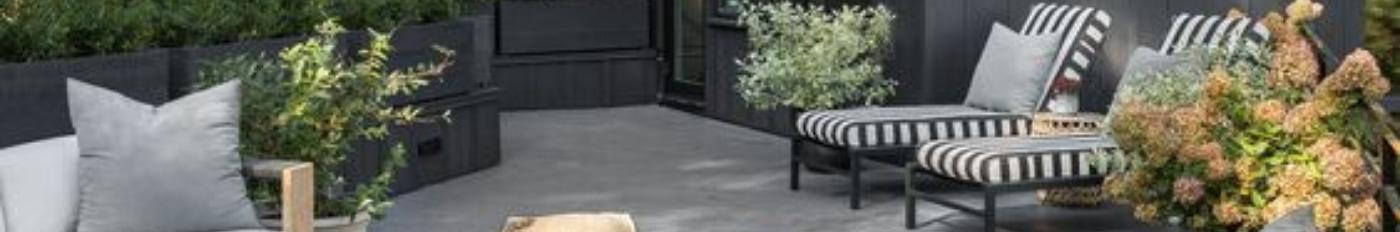 Luo terassista tai parvekkeesta rentouttava lisähuone kotiisi