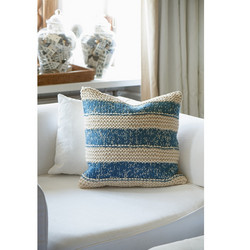 Sandy Shores Summer Knit Pillow cover 50x50