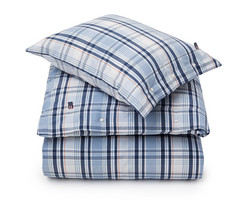 Madrass Check Duvet