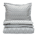 Fresno Single duvet Grey