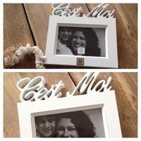 Cest Moi Photo frame