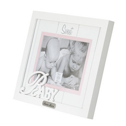 Sweet Baby Girl Photo Frame