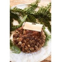 Vermont Mini Pine cone Gold