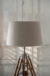 Classic Lamp Sade Naturel 35x45