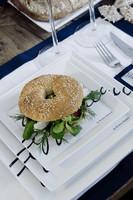 Buon Appetito Square Plate 22x22