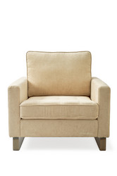 West Houston Armchair pearl
