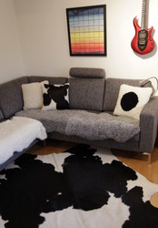 Tilda Cowhide 1-2 m2 Mix colors