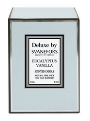 Scented Candle Eucalyptus-vanilla