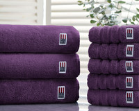 Original Towel Aubergine