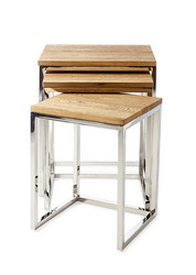 Monaco End Table S/3