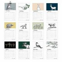 MIIKO Calendar 2021