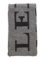 Burbank Scarf Heather Grey Melange