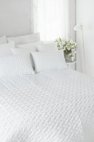 Belinda Cushion White 40x60