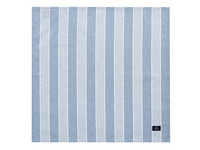 Striped Napkin Blue