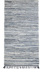 Danny Cotton carpet Blue 70x240