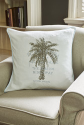 Formentera Palm Tree Pillow cover 60x60