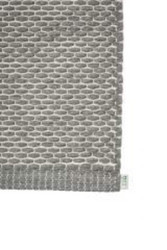 EKO Cotton paper string mat Grey-off-white
