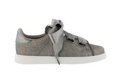 Ribbon Lurex Sneaker Antracite
