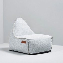 SACKit Retro Cobana Bean bag White