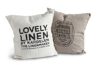 Lovely Linen Deco Cushion cover 47x47cm