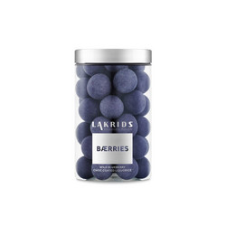 REGULAR WILD BLUEBERRY CHOC COATED LIQUORICE