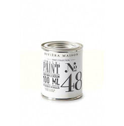 RM Chalk Paint NO48 fresh cotton pure white 100ML