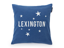 Lexington Sham 50x50 Blue