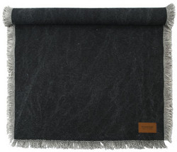 Hygge Table runner 40x140 black