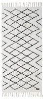 Gosig Cotton carpet Offwhite 70x140