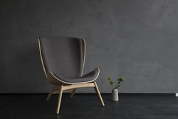 Reader Oak - Slate Grey