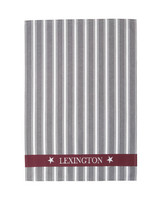 Lexington Striped Kitchen Towel Gray Multi
