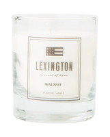 Scented Candle Walnut