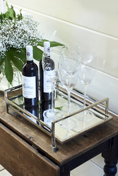 The Mark Hotel Serving Tray