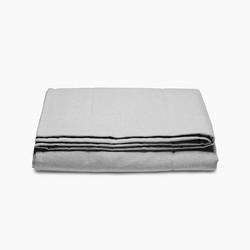 Caro Bedspread Light Grey 250x260