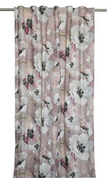 Ella Curtainset 135x250 Rose
