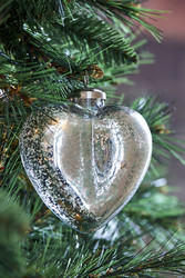 Happy Heart Ornament
