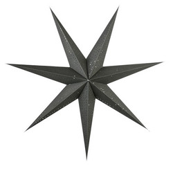 Icilinia star Smoked grey 80cm