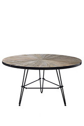 Boston Harbor Dining Table 140 dia