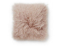 Shansi Pillow cover 40x40 Dusty Pink
