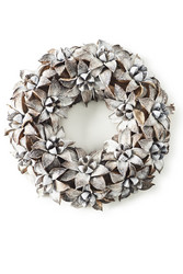 Bennington Wreath Dia 28 cm