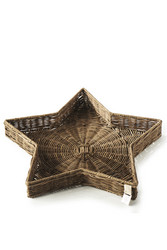 RR Winter Star Tray L