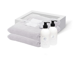 Body & Home Spa Gift set Pearl Grey